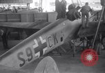 Image of Messerschmidt 110 Downey California USA, 1941, second 10 stock footage video 65675028542