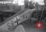 Image of Messerschmidt 110 Downey California USA, 1941, second 11 stock footage video 65675028542