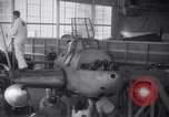 Image of Messerschmidt 110 Downey California USA, 1941, second 12 stock footage video 65675028542