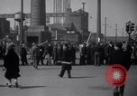 Image of factory workers Dearborn Michigan USA, 1941, second 11 stock footage video 65675028543
