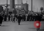 Image of factory workers Dearborn Michigan USA, 1941, second 12 stock footage video 65675028543