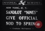 Image of children New York United States USA, 1941, second 5 stock footage video 65675028547