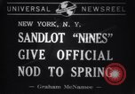 Image of children New York United States USA, 1941, second 7 stock footage video 65675028547