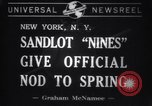 Image of children New York United States USA, 1941, second 8 stock footage video 65675028547