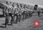Image of United States paratroopers Fort Benning Georgia USA, 1941, second 8 stock footage video 65675028550