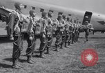 Image of United States paratroopers Fort Benning Georgia USA, 1941, second 9 stock footage video 65675028550