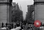 Image of American Jewish Congress Parade against Nazis New York City USA, 1933, second 2 stock footage video 65675028555