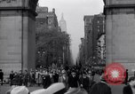 Image of American Jewish Congress Parade against Nazis New York City USA, 1933, second 5 stock footage video 65675028555
