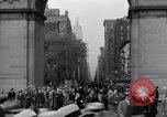 Image of American Jewish Congress Parade against Nazis New York City USA, 1933, second 8 stock footage video 65675028555