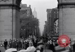 Image of American Jewish Congress Parade against Nazis New York City USA, 1933, second 9 stock footage video 65675028555