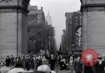 Image of American Jewish Congress Parade against Nazis New York City USA, 1933, second 10 stock footage video 65675028555