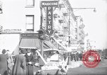 Image of Street scene in Little Italy New York City USA, 1941, second 1 stock footage video 65675028562