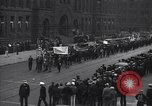 Image of demonstration by Communists New York City USA, 1932, second 1 stock footage video 65675028563