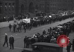 Image of demonstration by Communists New York City USA, 1932, second 3 stock footage video 65675028563