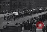 Image of demonstration by Communists New York City USA, 1932, second 4 stock footage video 65675028563