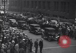 Image of demonstration by Communists New York City USA, 1932, second 5 stock footage video 65675028563