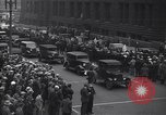 Image of demonstration by Communists New York City USA, 1932, second 7 stock footage video 65675028563