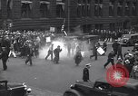 Image of demonstration by Communists New York City USA, 1932, second 9 stock footage video 65675028563
