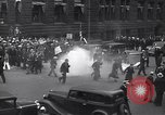 Image of demonstration by Communists New York City USA, 1932, second 10 stock footage video 65675028563