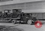Image of Automobiles recycled in Ford factory United States USA, 1926, second 6 stock footage video 65675028573