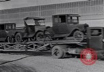 Image of Automobiles recycled in Ford factory United States USA, 1926, second 7 stock footage video 65675028573
