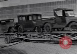 Image of Automobiles recycled in Ford factory United States USA, 1926, second 8 stock footage video 65675028573