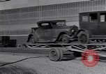 Image of Automobiles recycled in Ford factory United States USA, 1926, second 9 stock footage video 65675028573