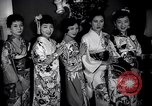 Image of Japanese film stars New York United States USA, 1958, second 7 stock footage video 65675028587