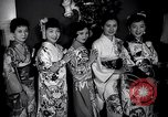 Image of Japanese film stars New York United States USA, 1958, second 9 stock footage video 65675028587