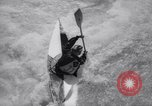 Image of slalom race Austria, 1965, second 12 stock footage video 65675028596