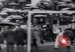 Image of motorcycle race Germany, 1965, second 7 stock footage video 65675028597