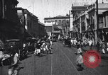 Image of Busy street in a city India, 1953, second 12 stock footage video 65675028598