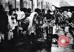 Image of Indian men preparing Temple offerings Calcutta India, 1953, second 1 stock footage video 65675028602