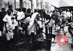 Image of Indian men preparing Temple offerings Calcutta India, 1953, second 2 stock footage video 65675028602