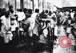 Image of Indian men preparing Temple offerings Calcutta India, 1953, second 3 stock footage video 65675028602