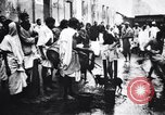 Image of Indian men preparing Temple offerings Calcutta India, 1953, second 5 stock footage video 65675028602