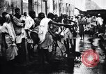 Image of Indian men preparing Temple offerings Calcutta India, 1953, second 6 stock footage video 65675028602
