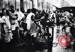 Image of Indian men preparing Temple offerings Calcutta India, 1953, second 7 stock footage video 65675028602