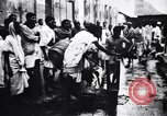 Image of Indian men preparing Temple offerings Calcutta India, 1953, second 9 stock footage video 65675028602