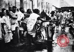 Image of Indian men preparing Temple offerings Calcutta India, 1953, second 10 stock footage video 65675028602