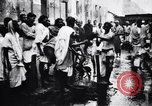 Image of Indian men preparing Temple offerings Calcutta India, 1953, second 11 stock footage video 65675028602