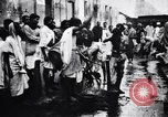 Image of Indian men preparing Temple offerings Calcutta India, 1953, second 12 stock footage video 65675028602
