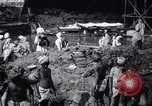 Image of Men digging clay from a river bank India, 1953, second 6 stock footage video 65675028607