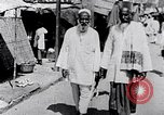 Image of Indian people of many backgrounds India, 1947, second 10 stock footage video 65675028608