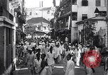 Image of riots in city Bombay India, 1946, second 8 stock footage video 65675028620