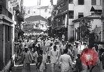 Image of riots in city Bombay India, 1946, second 9 stock footage video 65675028620