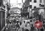 Image of riots in city Bombay India, 1946, second 10 stock footage video 65675028620