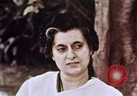Image of Indira Gandhi India, 1965, second 10 stock footage video 65675028645