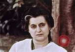 Image of Indira Gandhi India, 1965, second 11 stock footage video 65675028645