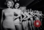 Image of American girls New York United States USA, 1958, second 7 stock footage video 65675028659